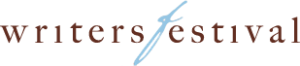 writers festival logo