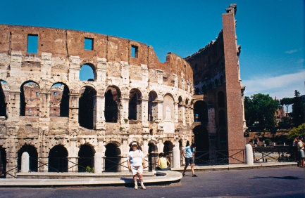 Colosseum Rome Edit